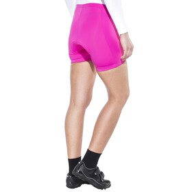 Gonso Capri pantaloncini da ciclismo Donna rosa